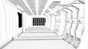 corridor - jonny