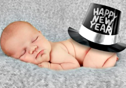 Be Gentle with the Baby New Year