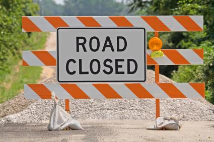Roadblock Blessings
