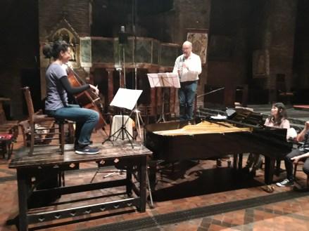 Clarinet recording 29-09-19