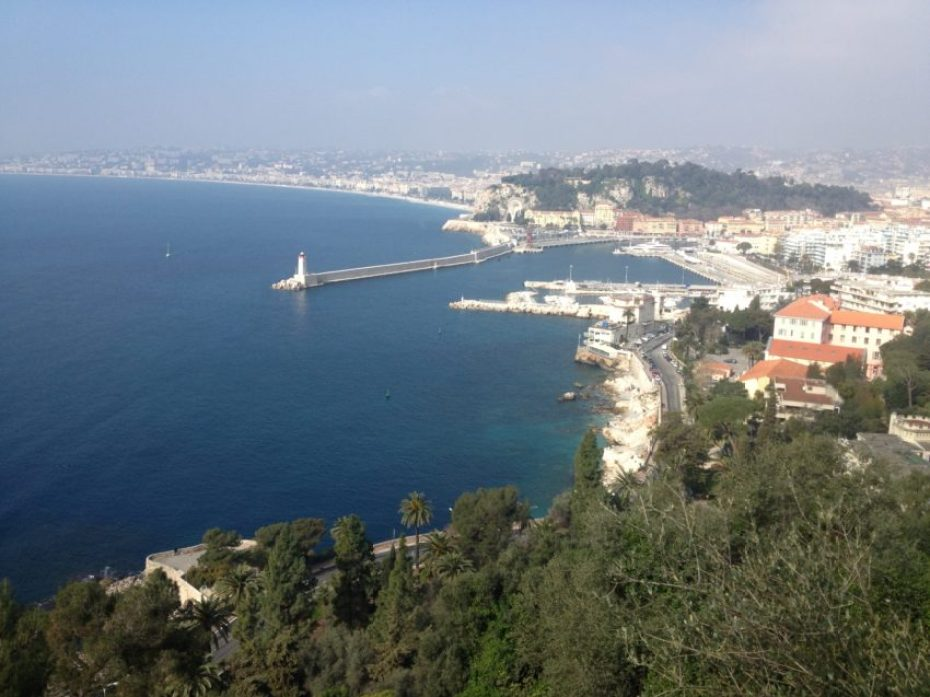 Nice is the fifth-largest city in France but the second-most visited.