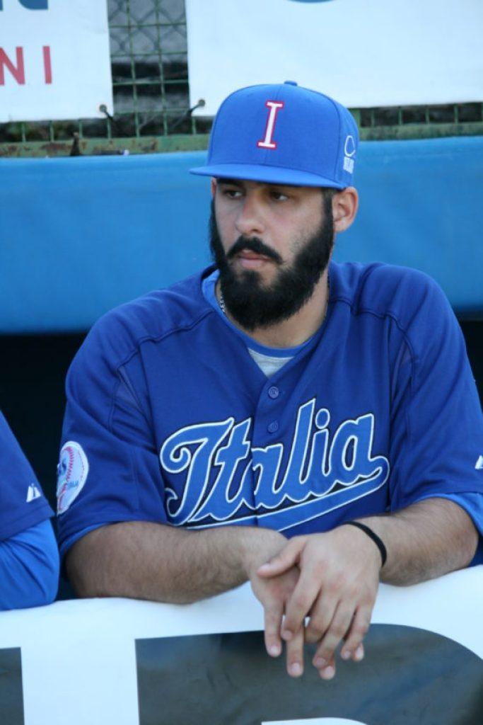 Italia player beard
