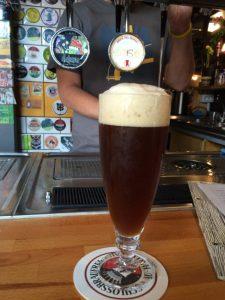 Hopside's Vudu, one of the best beers I've ever tasted.