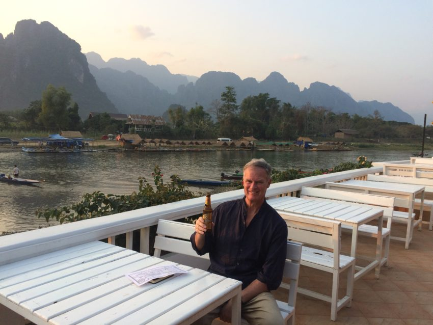 """Vang Vieng: Laos' one-time party center no longer """"Death in Paradise,"""" thanks to crackdown"""