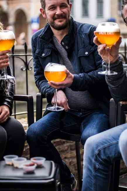 Belgium has 1,150 different beers. Photo by Marina Pascucci