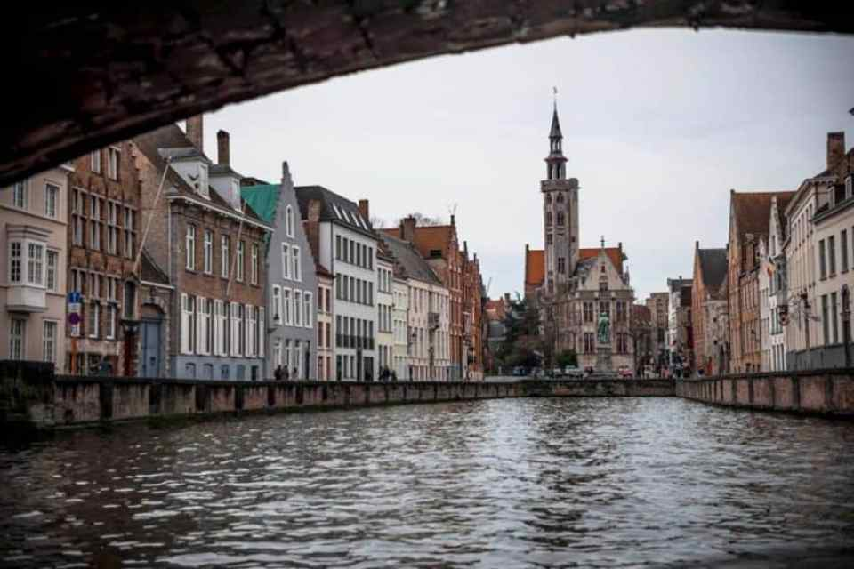 "They call Bruges ""The Venice of the North.""' Photo by Marina Pascucci"