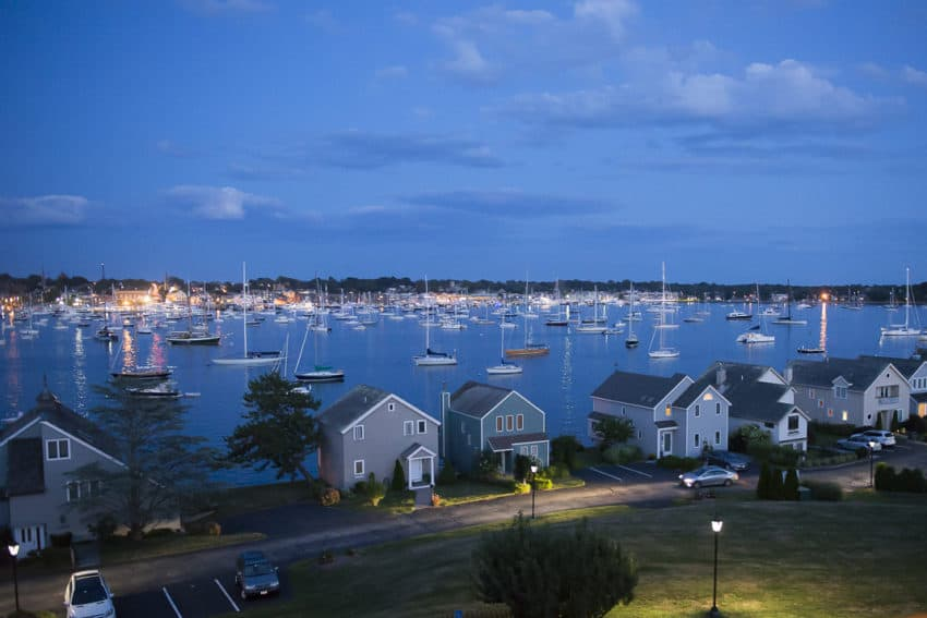 Newport, Rhode Island: The sailor's mecca isn't just for the rich and famous but it certainly looks the part