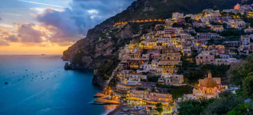 "I wrote that Capri ""is the prettiest island in Europe."""