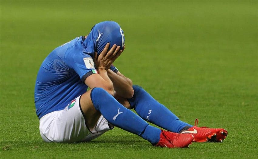 Apocalypse now: Why Italy flamed out of World Cup qualifying for first time since 1958