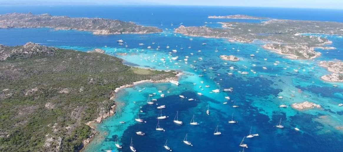 Parco Nazionale dell'Arcipelago di La Maddalena off the north coast of Sardinia contain just some of Italy's underrated islands.