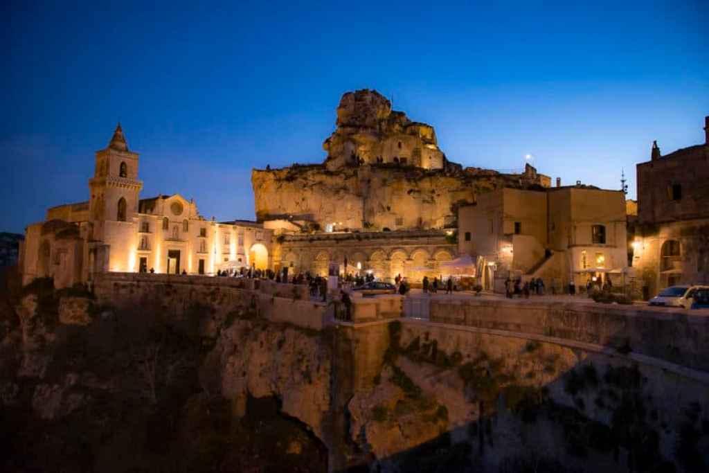 Matera gets more than 400,000 visitors a year. Photo by Marina Pascucci