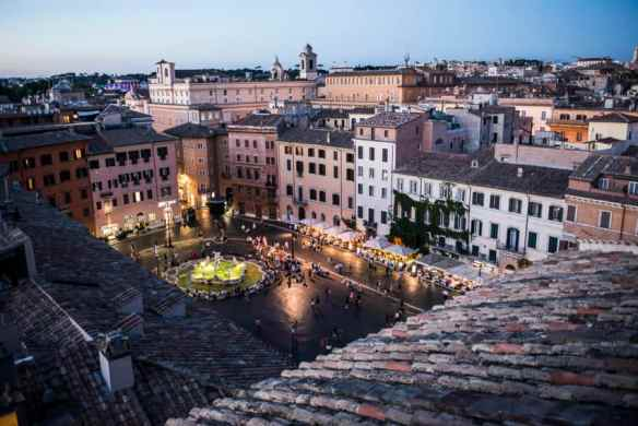 My List Of The Most Romantic Dates In Rome A City Where