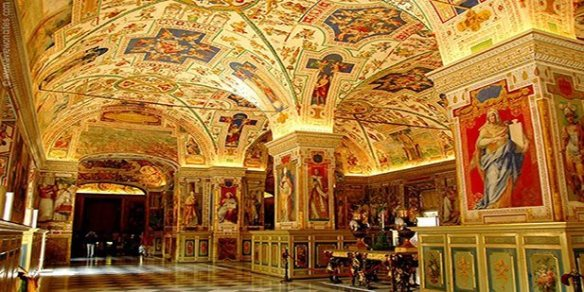Vatican Museums. Best Tour in Italy photo