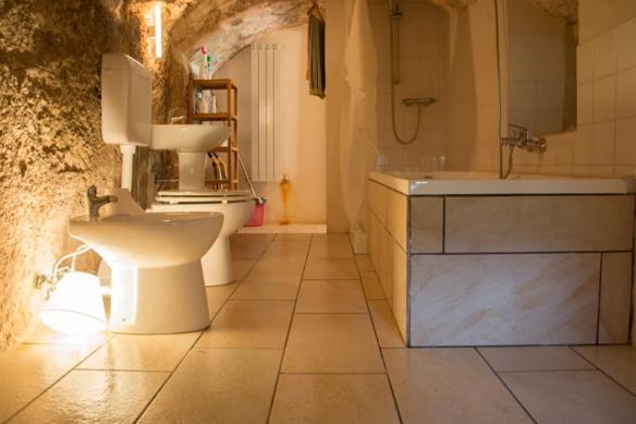 The bathroom. Jamie Abbott photo