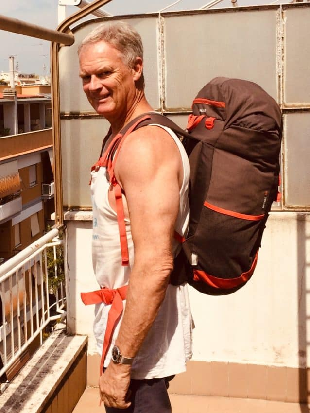 What's in my backpack? From Clif Bars to a tape recorder, these are what I never leave home without