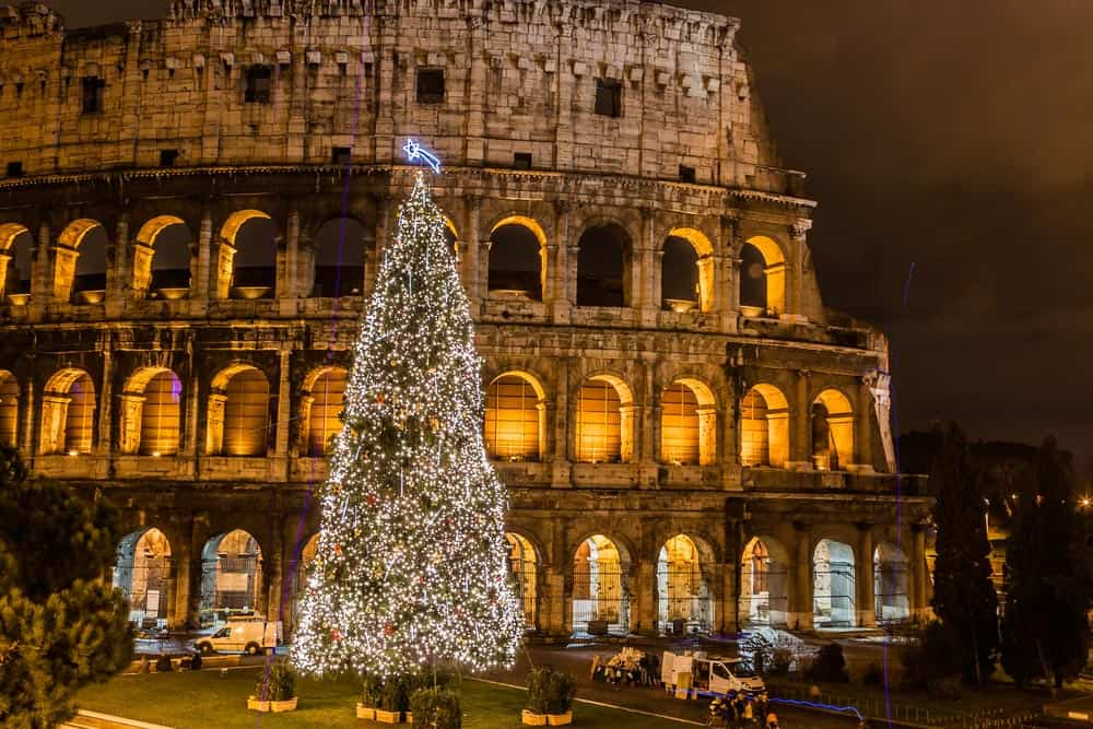 Christmas gifts to the world: Heads up, Washington … here comes Santa from Rome!