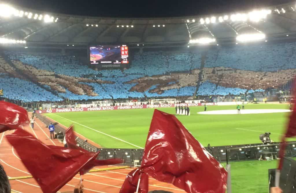Derby Day in Rome: Roma-Lazio a vicious rivalry that can still bring opposites together