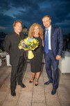 With Creative Directors, Kelly Hoppen...
