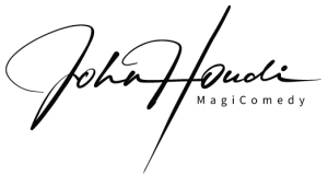 John Houdi underhållning konferens företagsevent