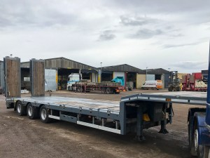 extending Broshuis plant trailer