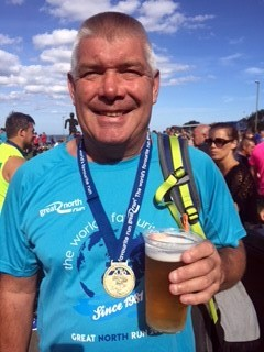 Harry Young Great North Run