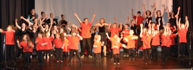 Junior Festival Rehearsal