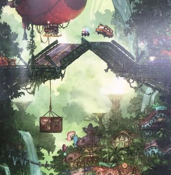Rainforest District II