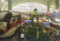 Savanna Central Station