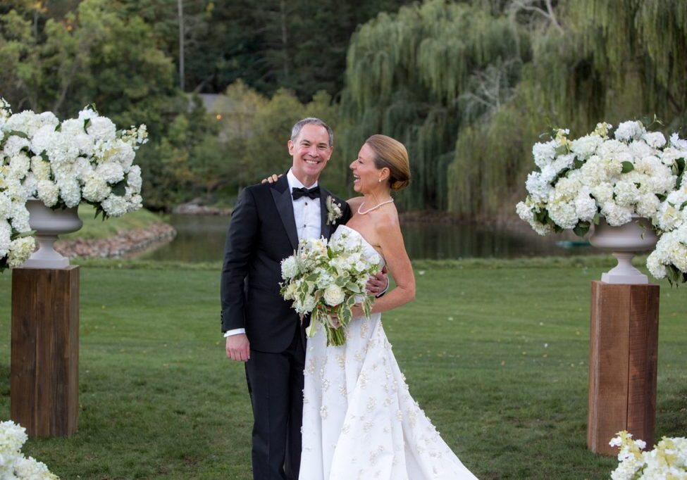 Autumn Wedding at Meadowood