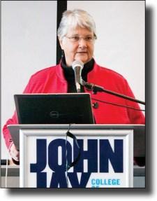 Ann Jacobs, John Jay College