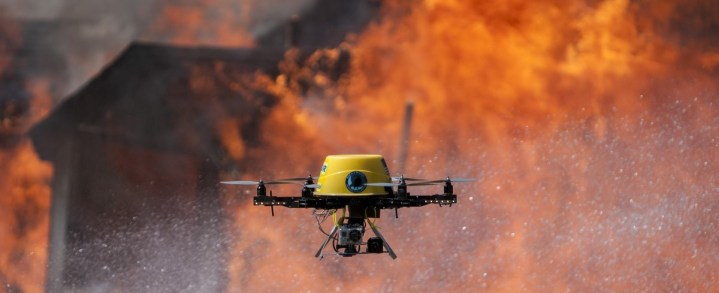 Unmanned Aerial Systems (UAS) in the Local Public Safety Environment