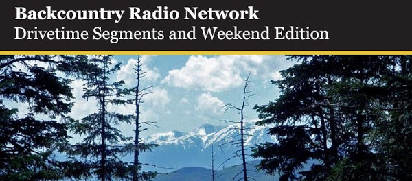 Bakcountry Radio Network Header