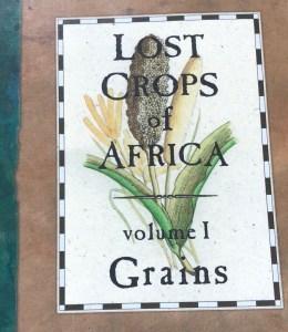 Lost Crops of Africa Vol. 1 Grains