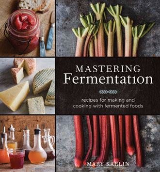 Mastering Fermentation by Mary Karlin book cover