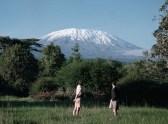 Mount Kilimanjaro, Uganda 1952