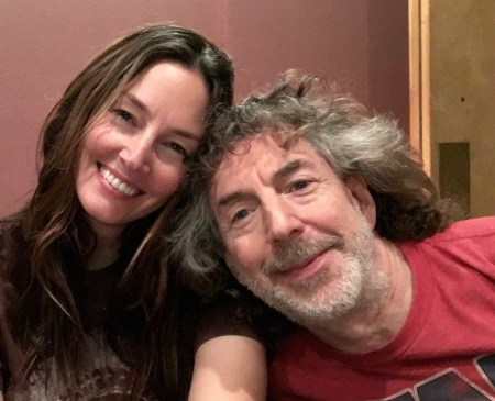 Billie Rainbird & Simon Phillips in 2016