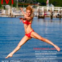 Model Citizens Magazine Long Island June 2020 Annual Swimsuit issue.