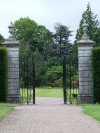 Gates to the Walled Garden