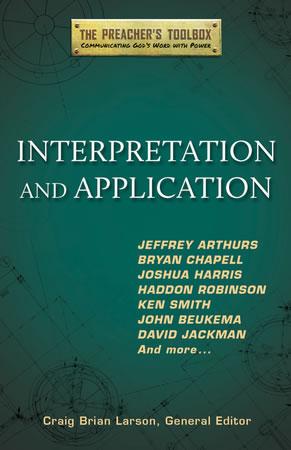 Cover of Interpretation and Application by Craig Brian Larson
