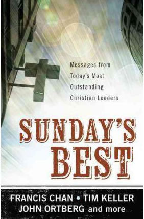 Cover of Sunday's Best by Matthew Woodley