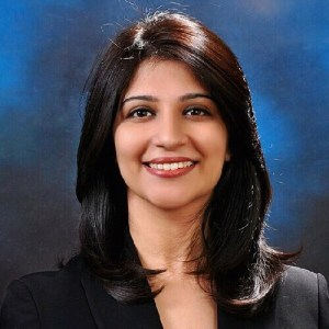 Anjali Dewan, Vice President, Risk Management at American Express