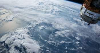 space iot satellite