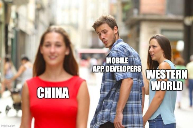 china mobile app attribution global envy