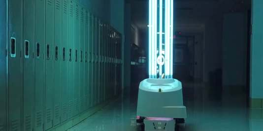 robotics venture factory robot blue ocean