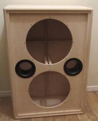 Bass Speaker Cabinet Design Plans   www.imgkid.com - The ...