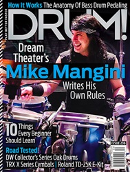 DRUM! Magazine Feb 2016