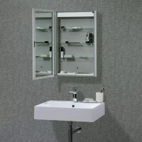 Roper Rhodes Limit Slimline Single Bathroom Cabinet with