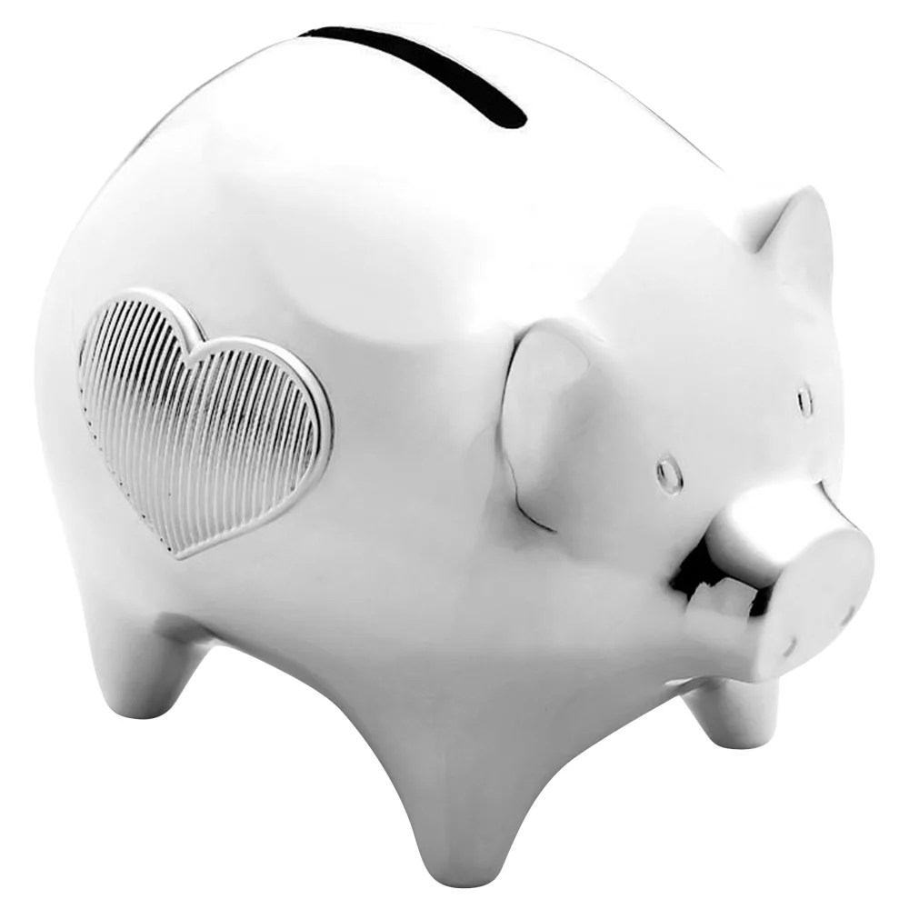 Vera Wang For Wedgwood Baby Collection Piggy Bank At John Lewis Partners