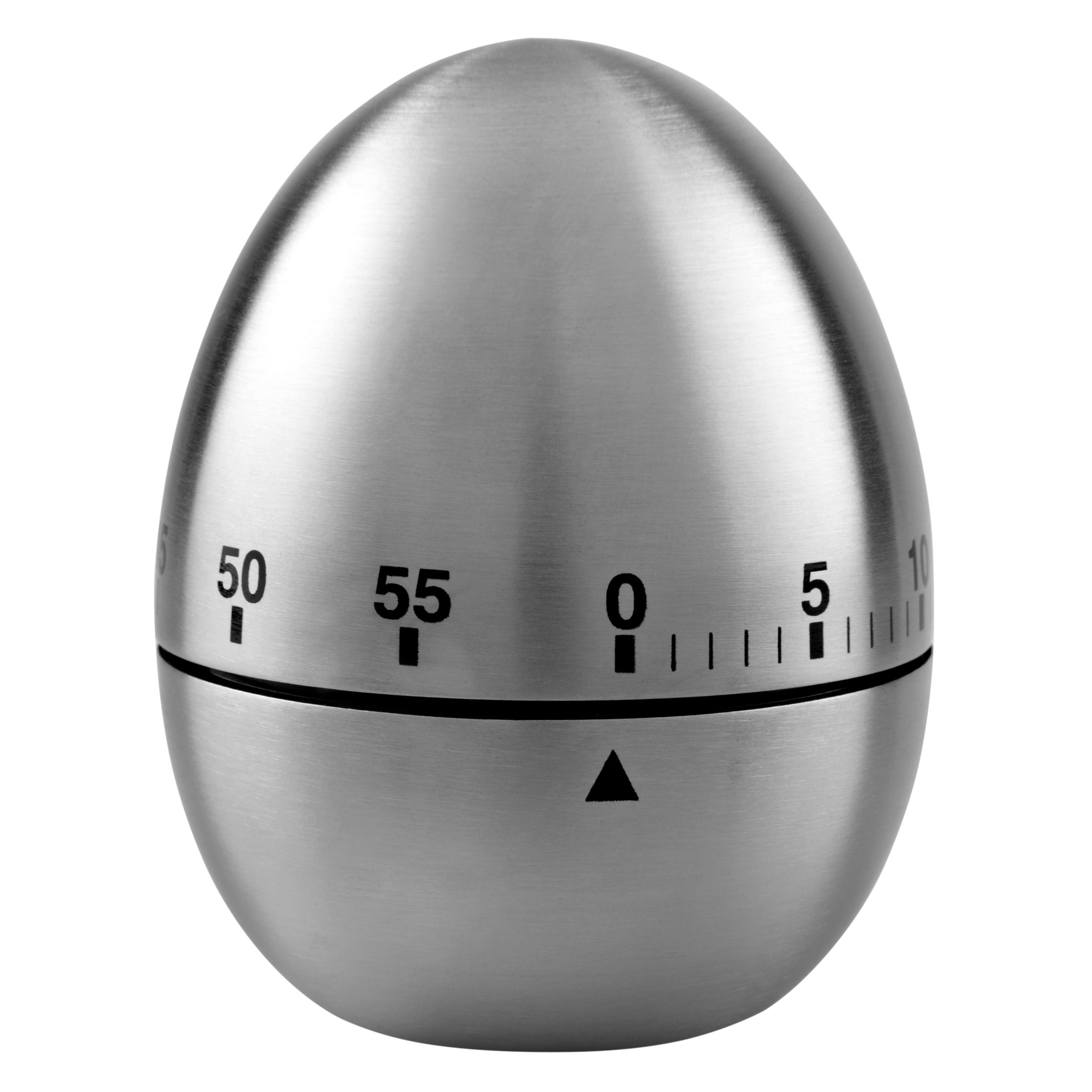 kitchen timer faucet sprayer replacement john lewis partners stainless steel egg at buyjohn online johnlewis