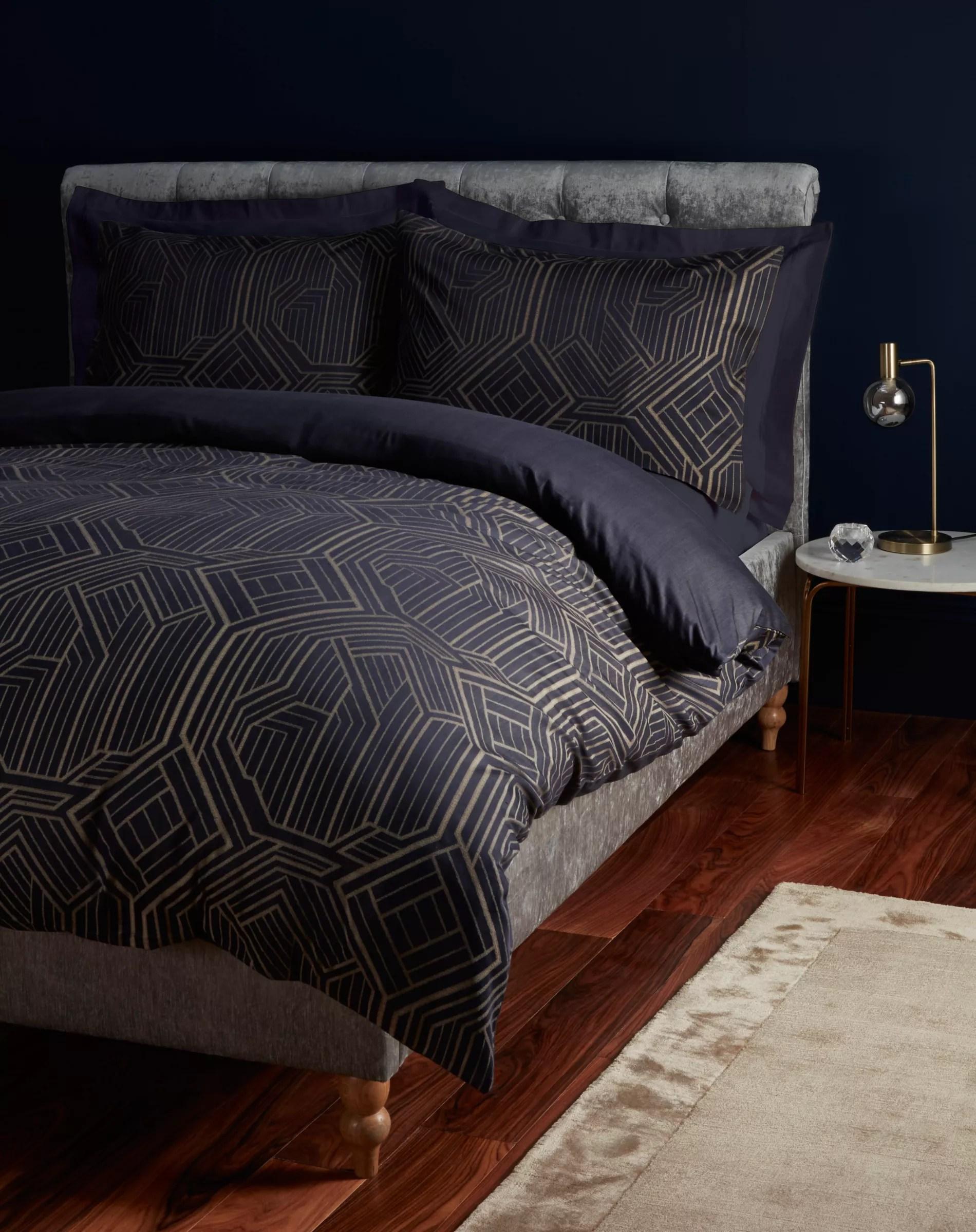 Art Deco Comforter : comforter, Style, Bedding, Inspiration